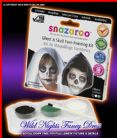 SNAZAROO GHOST PACK FACE PAINT THEME PACK